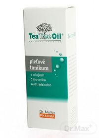 Dr. Müller Tea Tree Oil PLEŤOVÉ TONIKUM 1x150 ml