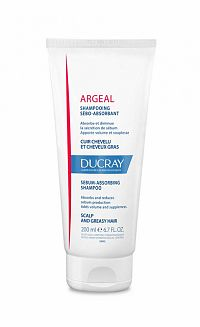 DUCRAY ARGEAL SHAMPOOING SÉBO-ABSORBANT šampón absorbujúci maz 1x200 ml