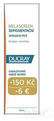 DUCRAY MELASCREEN DÉPIG. - SOIN D'ATTAQUE () intenzívna starostlivosť proti pigmentovým škvrnám 1x30 ml