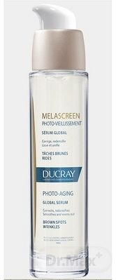 DUCRAY MELASCREEN SÉRUM GLOBAL fotostarnutie - komplexné sérum 1x30 ml