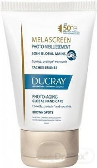 DUCRAY Melascreen soin global mains SPF50+ 50 ml