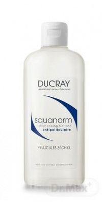 DUCRAY SQUANORM - PELLICULES SÉCHES šampón proti suchým lupinám 1x200 ml
