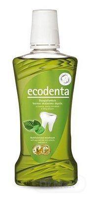 Ecodenta Multifunctional mouthwash ústna voda (s extraktom zo Šalvie, Aloe Vera a mätovým olejom) 1x480 ml