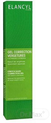 Elancyl Vergetures gélový krém proti existujúcim striám (Stretch Mark Corrector) 75 ml