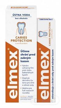 ELMEX CP SADA ÚSTNEJ HYGIENY (1+1) zubná pasta 75 ml + ústna voda 400 ml, 1x1 set