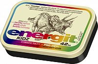 Energit KIDZ vitamínové tablety s príchuťou marhuľa, jahoda, čučoriedka 1x42 ks