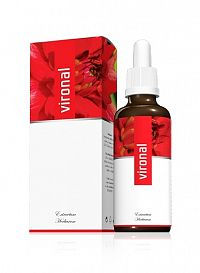 Energy Vironal bylinný extrakt 30 ml