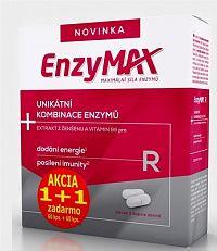 EnzyMAX R Akcia 1+1 60+60 kapsúl
