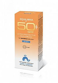 EQUILIBRIA BABY SPF 50+ SUN CREAM 50 ml