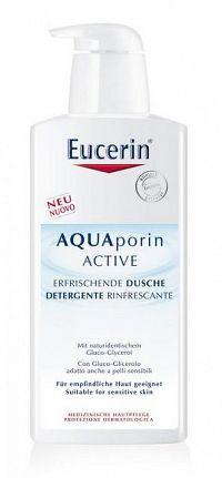 Eucerin AQUAporin ACTIVE Sprchový gél pre citlivú pokožku 1x400 ml