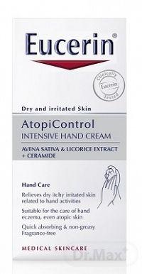 Eucerin AtopiControl Krém na ruky pre suchú pokožku 1x75 ml