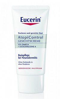 Eucerin AtopiControl Pleťový krém pre suchú pleť 1x50 ml