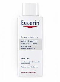 Eucerin AtopiControl Telové mlieko pre suchú pleť 1x250 ml