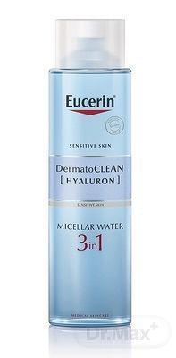 Eucerin DermatoCLEAN HYALURON Micelárna VODA 3v1 citlivá pleť 1x400 ml