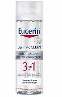Eucerin DermatoCLEAN Micelárna voda 3v1 1x400 ml