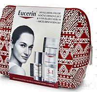 Eucerin HYALURON-FILLER denný krém 50ml + DermatoCLEAN micelárna voda 3v1 200 ml darčeková sada
