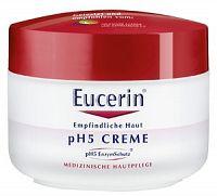 Eucerin pH5 Krém na tvár a telo pre citlivú pokožku 1x75 ml