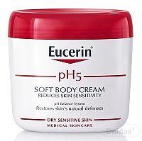 Eucerin pH5 telový krém pre citlivú pokožku 450 ml