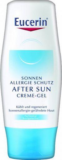 Eucerin SUN ALLERGY PROTECT regeneračný krémový gél po opaľovaní 1x150 ml