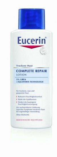 Eucerin Zvláčňující telové mlieko Complete Repair 5 % UREA 400 ml