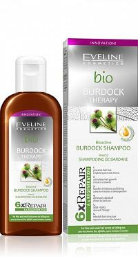 EVELINE Bio Burdock šampon 150 ml