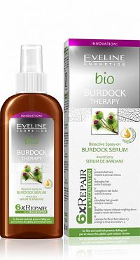 EVELINE Bio Burdock vlasové sérum 150 ml