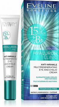 EVELINE BioHyaluron 4D očný krém 15 ml