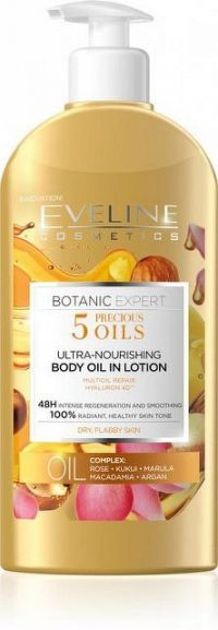 Eveline Botanic Expert - ultra výživné telové mlieko 1x350ml