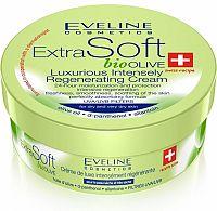 EVELINE EXTRA Soft BioOlive intenzívny regeneračný telový krém 200 ml