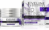 EVELINE NEO RETINOL Liftingový denný a nočný krém 55+ 50 ml