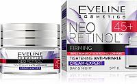EVELINE NEO RETINOL zpevňujúci denný a nočný krém 45+ 50 ml