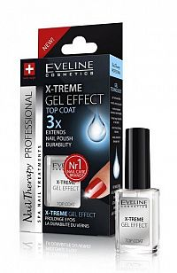 EVELINE SPA Nail X Treme gel effect na nechty 12 ml