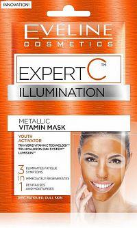 Expert C pleťová maska 3v1 2x5 ml