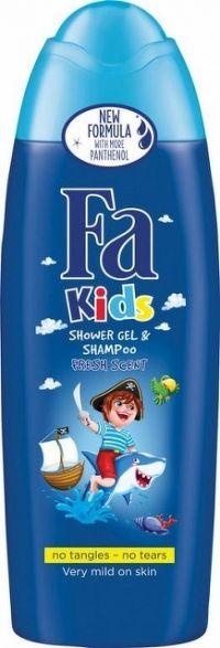 Fa sprchový gél Kids Pirát 250 ml
