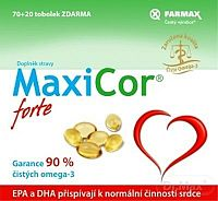 FARMAX MaxiCor forte cps 70+20 (90ks)