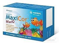 FARMAX MaxiCor Max IQ cps 1x30 ks