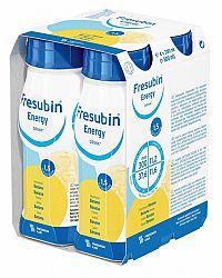 Fresubin Energy DRINK príchuť banán, sol 4x200 ml (800 ml)