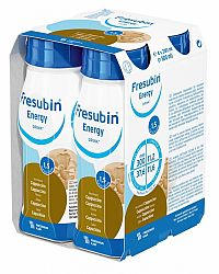 Fresubin Energy DRINK príchuť kapučíno, sol 4x200 ml (800 ml)