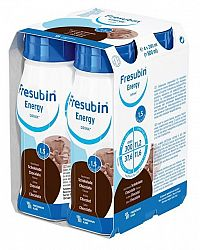 Fresubin Protein energy drink EasyBottle, príchuť čokoláda 4 x 200 ml