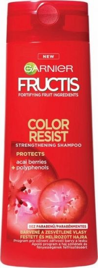 Fructis šampón Color Resist 250 ml