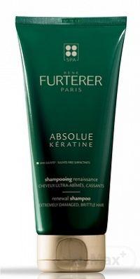 FURTERER ABSOLUE KÉRATINE SHAMPOOING RENAISSANCE obnovujúci šampón pre extrémne poškodené vlasy 1x200 ml