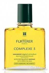 FURTERER COMPLEXE 5 CONCENTRÉ VÉGÉTAL STIMULANT stimulujúci rastlinný extrakt na vlasovú pokožku 1x50 ml