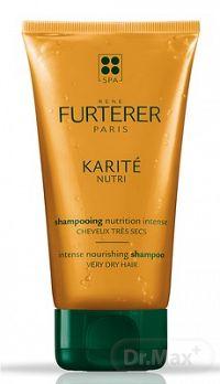 FURTERER KARITÉ NUTRI SHAMPOOING NUTRITION INTENSE intenzívne vyživujúci šampón 1x150 ml