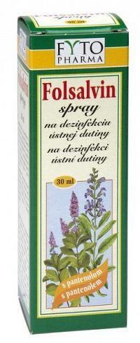 FYTO Folsalvin spray aer ora 1x30 ml