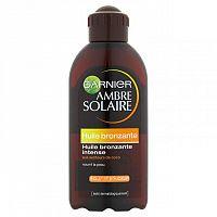 Garnier Ambre Solaire Olej opalovací kokosový olej na opalovanie, 200 ml