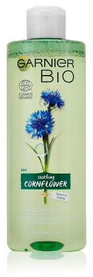 Garnier BIO Micelárna voda 400 ml s organickou vodou z nevädze a jačmeňa
