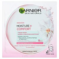 Garnier Moisture Comfort upokojujúca maska 32 g