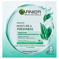 Garnier Moisture Freshness čistiaca maska 32 g