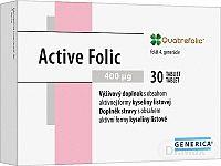 GENERICA Active Folic tbl 1x30 ks