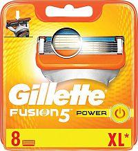Gillette FUSION 5 POWER 8 kusov náhradných hlavíc